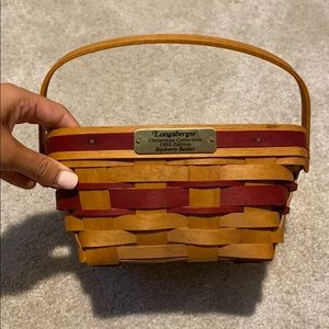 Longaberger Bayberry Basket! 1993 Edition.